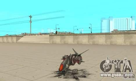 Moskit for GTA San Andreas