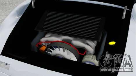 Porsche 993 GT2 1996 for GTA 4 inner view