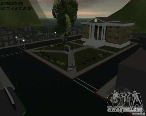 Back to the future Hill Valley for GTA Vice City second screenshot