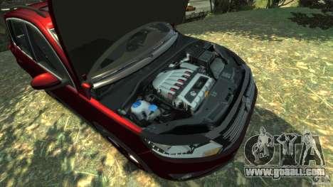 Volkswagen Tiguan 2012 for GTA 4 inner view
