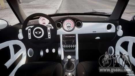 Mini Cooper S 2003 v1.2 for GTA 4 right view
