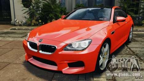 BMW M6 F13 2013 v1.0 for GTA 4