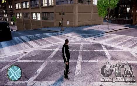 Adidas Suit for GTA 4 forth screenshot