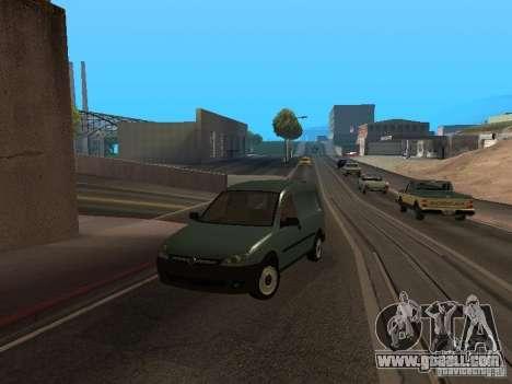 Opel Combo 2005 for GTA San Andreas