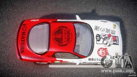 Mazda RX-7 1997 v1.0 [EPM] for GTA 4 bottom view