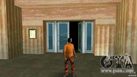 Orange Man for GTA Vice City
