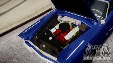 Plymouth Savoy Club Sedan 1957 for GTA 4 right view