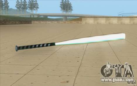 Low Chrome Weapon Pack for GTA San Andreas twelth screenshot