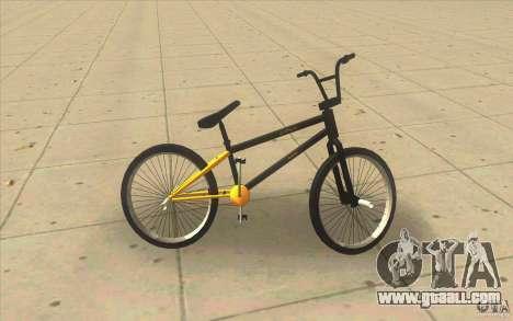17.5 BMX for GTA San Andreas