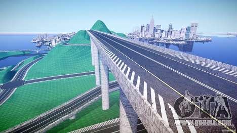 Drift Paradise V2 for GTA 4 forth screenshot