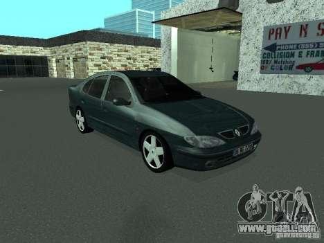 Renault Megane I for GTA San Andreas
