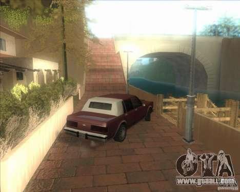 My settings ENBSeries HD for GTA San Andreas forth screenshot