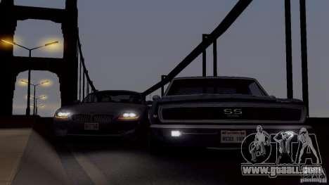 SA_gline for GTA San Andreas fifth screenshot