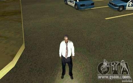 Civilian HD for GTA San Andreas third screenshot