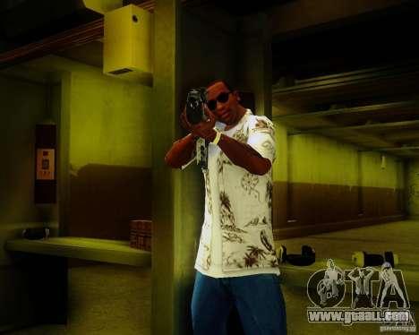 Tavor Tar-21 Digital for GTA San Andreas second screenshot