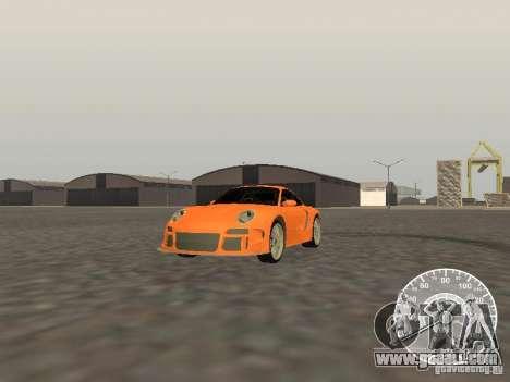 Porsche 911 GT3 Style Tuning for GTA San Andreas