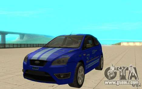 Ford Focus-Grip for GTA San Andreas