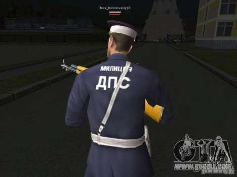 Skins of militia for GTA San Andreas sixth screenshot