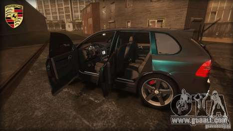 PORSCHE CAYENNE TURBO TUNING for GTA 4 right view