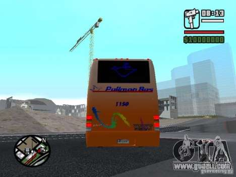 Marcopolo Paradiso GV 1150 Volvo B10M for GTA San Andreas right view