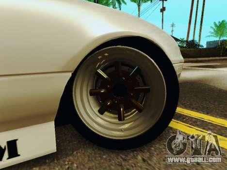 Mazda MX-5 Miata Rocket Bunny for GTA San Andreas back view