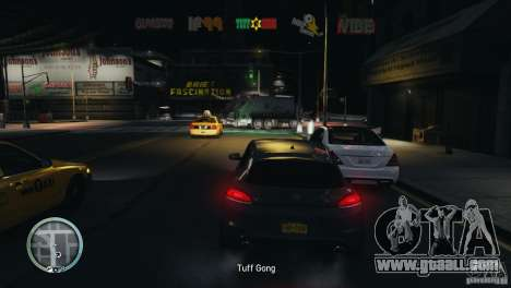 Coloured Radio HUD for GTA 4 third screenshot