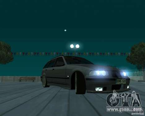 BMW E36 Touring for GTA San Andreas