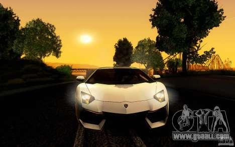 ENB Series - BM Edition v3.0 for GTA San Andreas forth screenshot