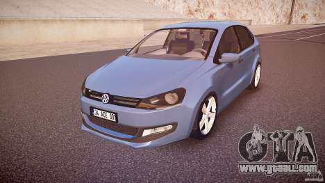 Volkswagen Polo 2011 for GTA 4