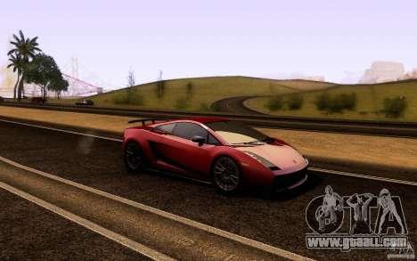 ENB Series - BM Edition v3.0 for GTA San Andreas second screenshot