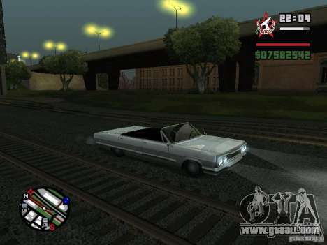 ENBSeries for GForce 5200 FX v2.0 for GTA San Andreas