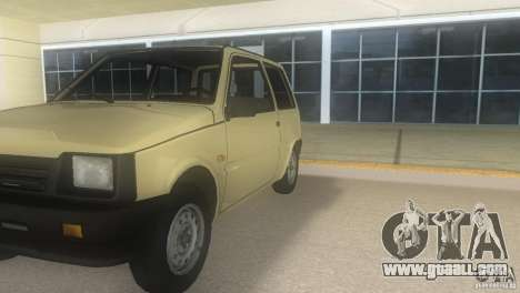 VAZ 1111 Oka for GTA Vice City side view