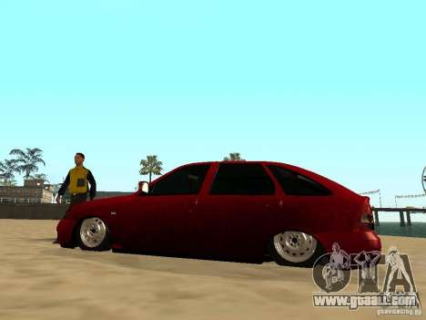 Air suspension for GTA San Andreas fifth screenshot
