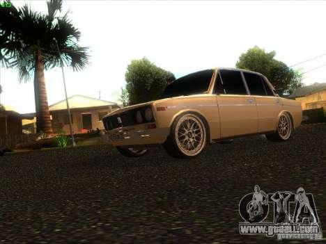 VAZ 2106 Tuning Light for GTA San Andreas