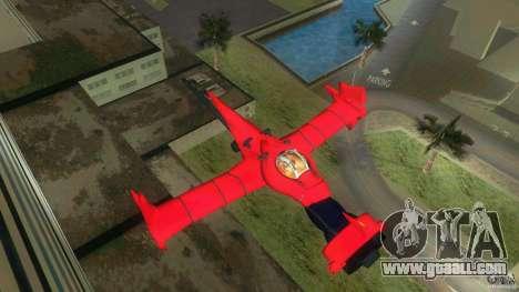 Swordfish Mono Racer for GTA Vice City left view