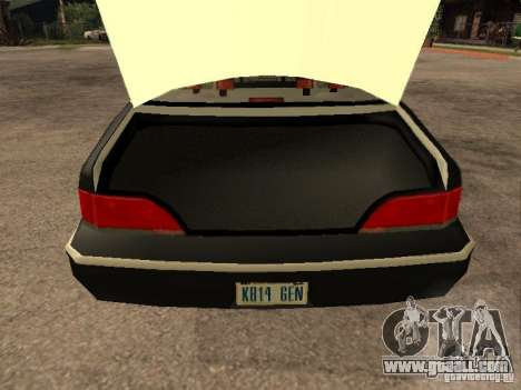 Ford Crown Victoria 1994 Police for GTA San Andreas side view