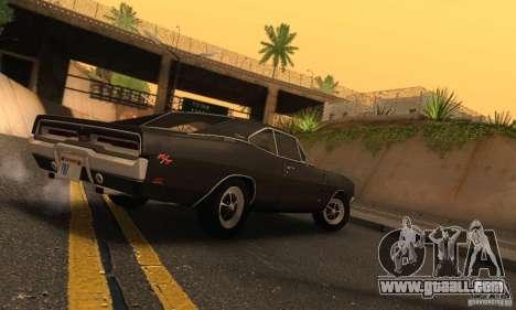 ENBSeries by dyu6 v5.0 for GTA San Andreas second screenshot