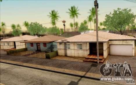 SA_DirectX 1.3 BETA for GTA San Andreas second screenshot