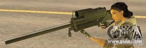 Half-Life weapon pack for GTA San Andreas second screenshot
