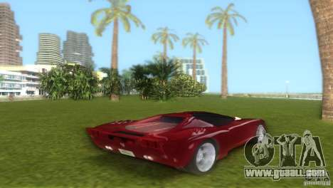 Neural for GTA Vice City right view