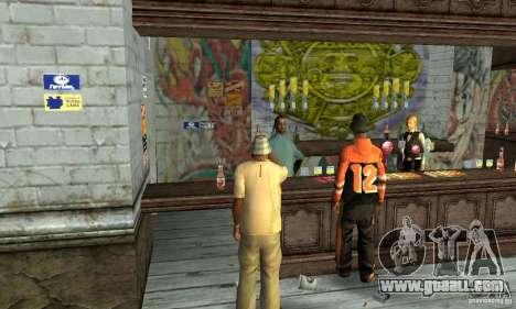 Drunk mod for GTA San Andreas