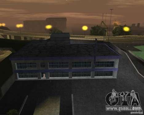 Motor Show in SF for GTA San Andreas fifth screenshot