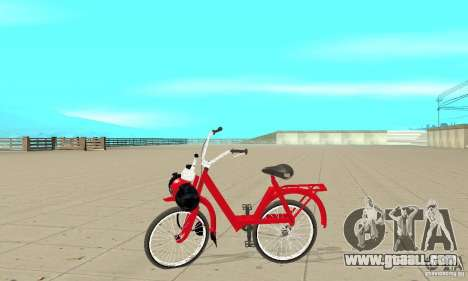Solex for GTA San Andreas left view