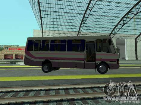 A079 tourist bases for GTA San Andreas left view