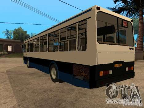 LIAZ 5256.00 for GTA San Andreas upper view