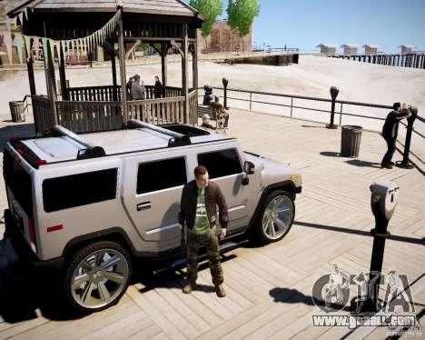 CoD Black Ops Hudson for GTA 4 fifth screenshot