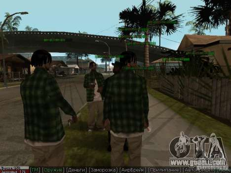 Dope for GTA San Andreas sixth screenshot