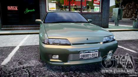 Nissan Skyline R32 GTS-t 1989 [Final] for GTA 4