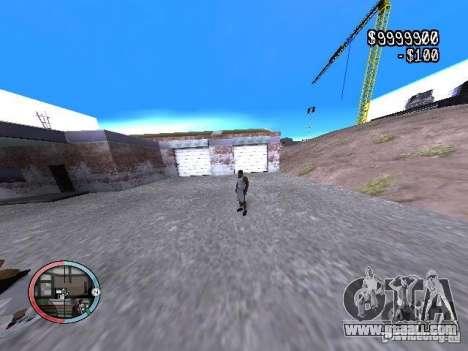 DRUNK MOD V2 for GTA San Andreas third screenshot