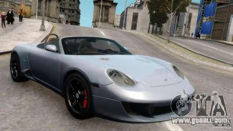 RUF RK Spyder 2006 [EPM] for GTA 4